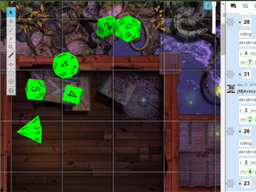Roll20: Online virtual tabletop for pen and paper RPGs and