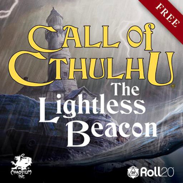 Call of Cthulhu - The Lightless Beacon